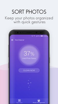 NoxCleaner Phone Cleaner Booster Space Optimizer3