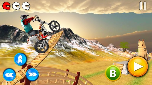 Tricky Bike Racing With Crazy Rider 3D2