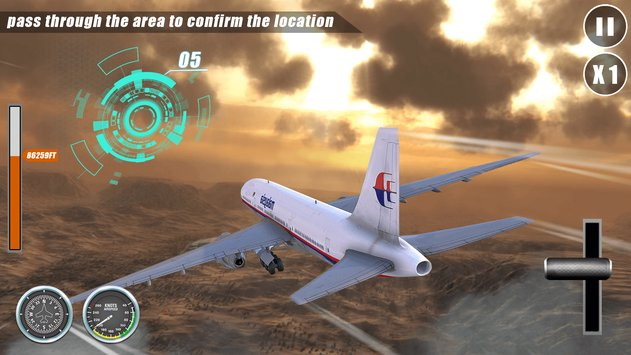 Airplane Go Real Flight Simulation3