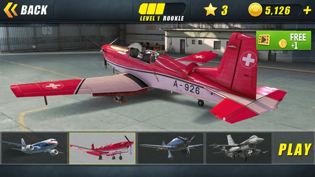 Airplane Go Real Flight Simulation4