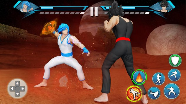 Dragon Karate Fighting Super Kung Fu Fight5