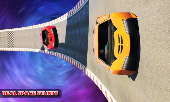 Impossible Stunts Car Racing Driving Simulator3