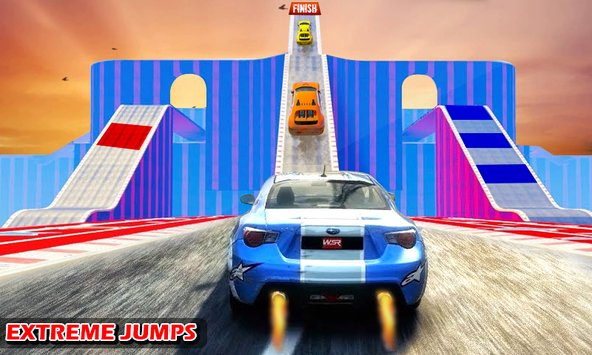Impossible Stunts Car Racing Driving Simulator4