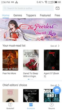 MoboReader Novels Stories Ebooks AudioBooks6