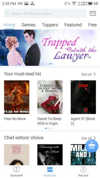 MoboReader Novels Stories Ebooks AudioBooks9