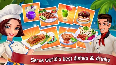 Cooking Day Top Restaurant Game