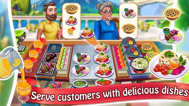 Cooking Day Top Restaurant Game1