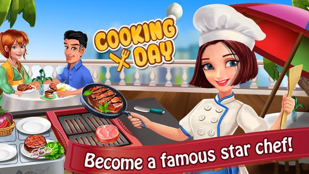 Cooking Day Top Restaurant Game7