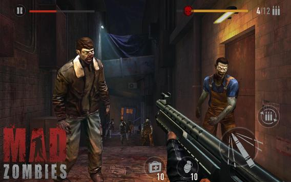 MAD ZOMBIES Free Sniper Games3