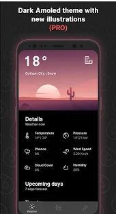 Overdrop Pro Animated Weather Widgets2