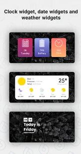 Overdrop Pro Animated Weather Widgets8