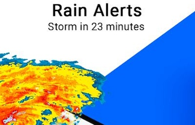 RainViewer Weather Radar Rain Alerts