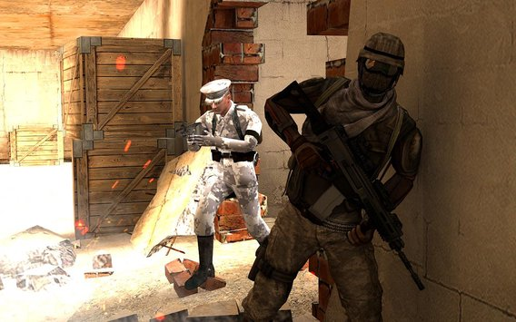 Survival Rules Counter Terrorist Fury War 2