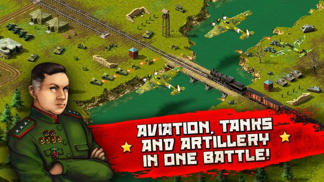 WW2 real time strategy game1