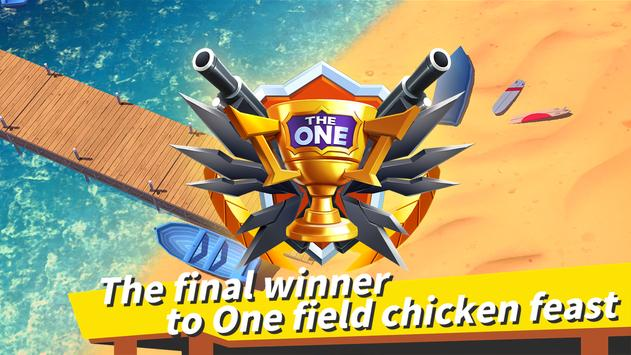 Battlefield Royale The One 4