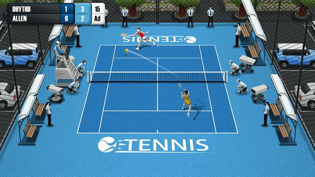 Pocket Tennis League2