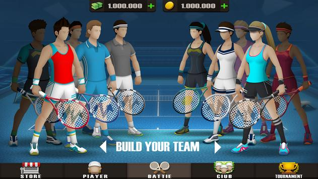 Pocket Tennis League3
