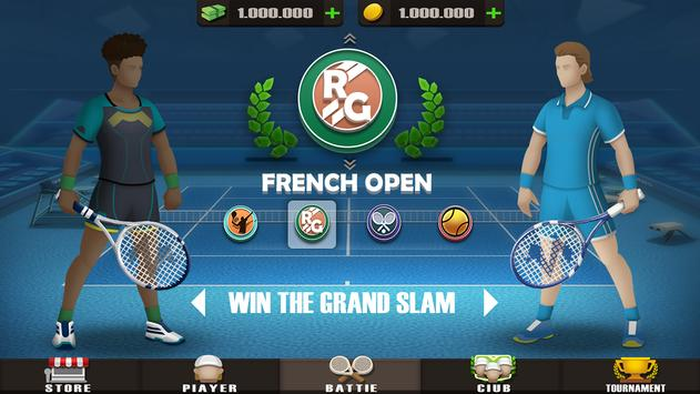 Pocket Tennis League6
