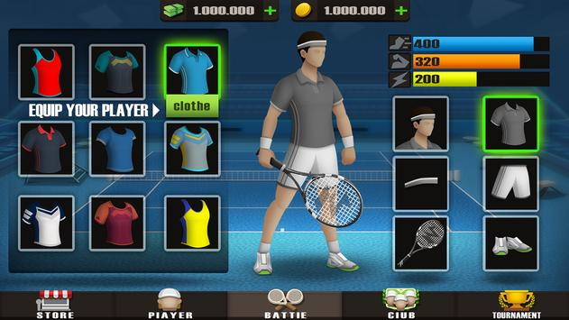 Pocket Tennis League8
