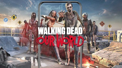 The Walking Dead Our World 5