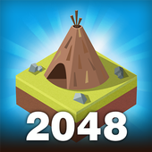 Age of 2048 Civilization City Building Games