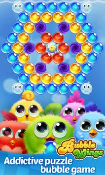 Bubble Wings Bubble Shooter Games4