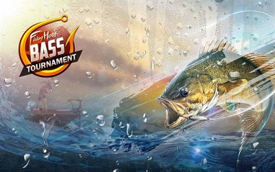 Fishing Hook Bass Tournament
