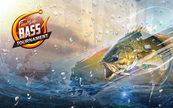 Fishing Hook Bass Tournament1