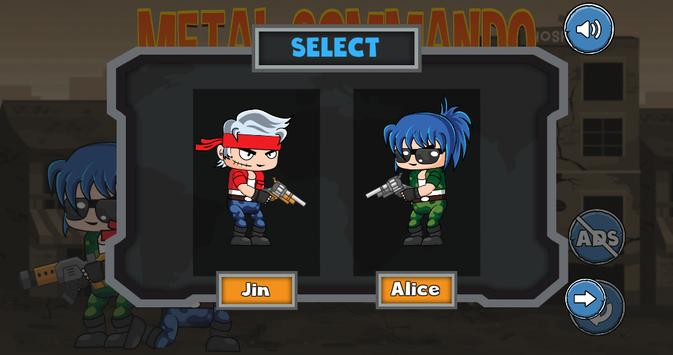 Metal Commando Soldiers 1