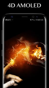 4D Live Wallpapers Animated AMOLED 3D Backgrounds5