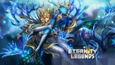 Eternity Legends League of Gods Dynasty Warriors