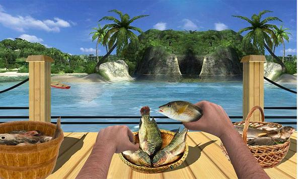 Ultimate Fishing Mania Hook Fish Catching Games2