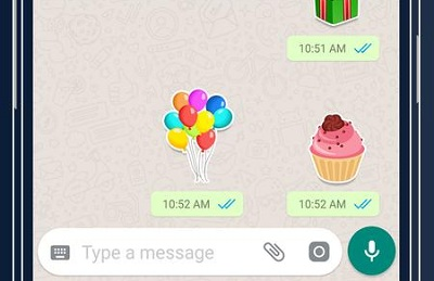 Birthday Sticker For Whatsapp