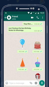 Birthday Sticker For Whatsapp1
