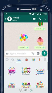 Birthday Sticker For Whatsapp2