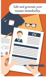 Create Professional Resume CV3