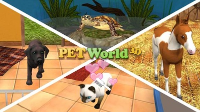 Pet World My animal shelter