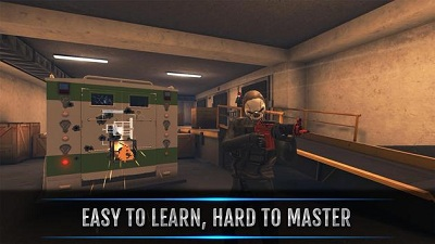 Armed Heist Ultimate Third Person Shooting Game