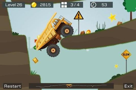 Big Truck best mine truck express simulator game3