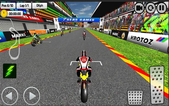 Bike Racing 2019 Extreme Race6