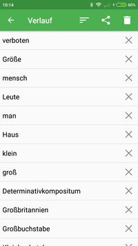 German Dictionary Offline3