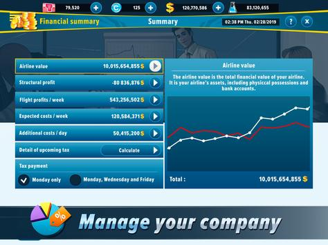 Airlines Manager Tycoon 2019 5