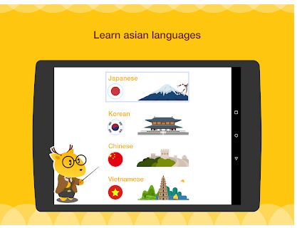 LingoDeer Learn Korean Japanese Chinese more8