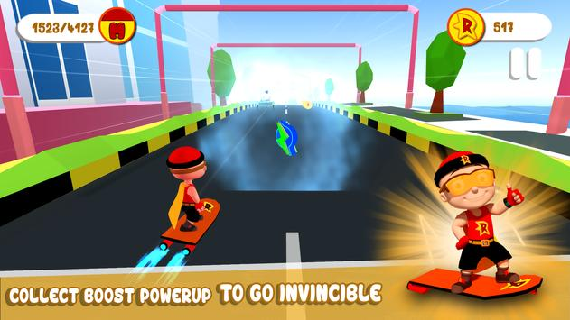 Mighty Raju 3D Hero Endless Running Chase6