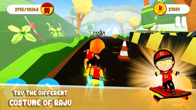 Mighty Raju 3D Hero Endless Running Chase7