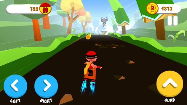 Mighty Raju 3D Hero Endless Running Chase8