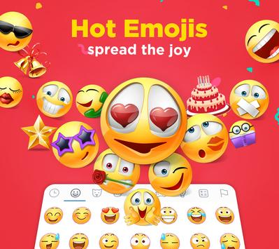 Color SMS Themes Customize chat Emoji3