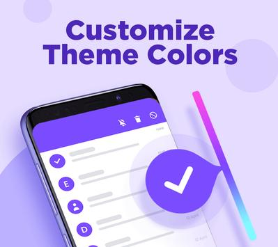 Color SMS Themes Customize chat Emoji5