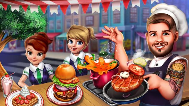 Cooking Urban Food Fast Restaurant Games5