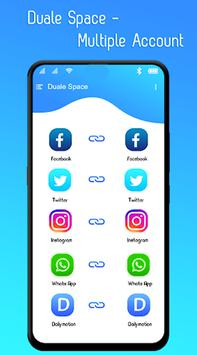Dual Space Multiple Account Parallel App clone2